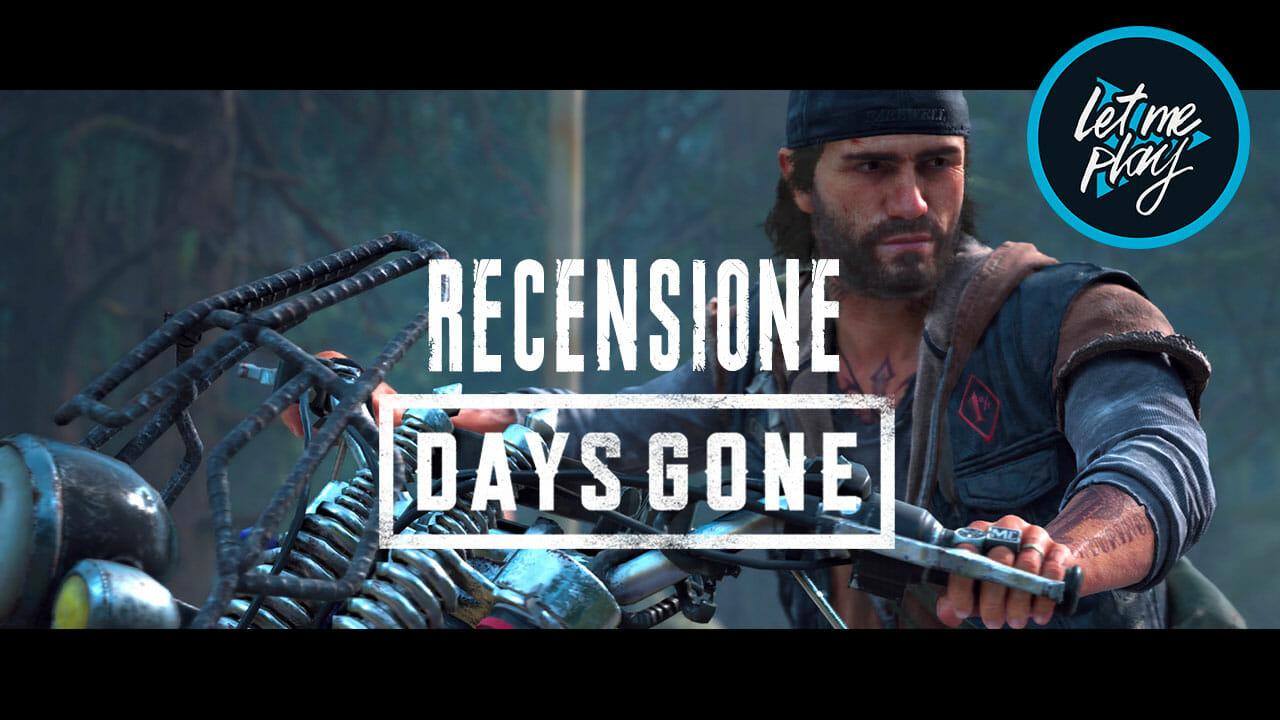 Days Gone, recensione