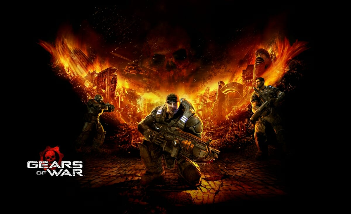 Gears Of War Tribute recensione