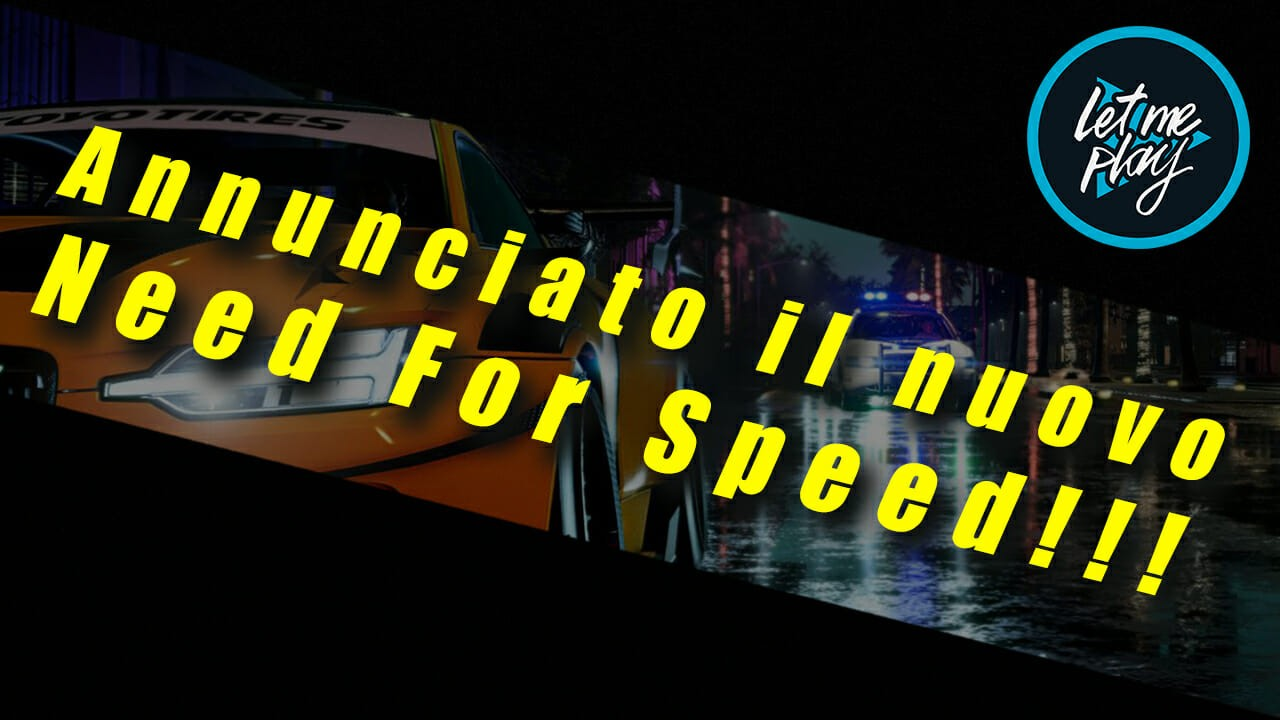 NUOVO NEED FOR SPEED HEAT