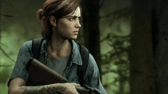 Ellie - The last of Us: parte II